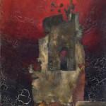 Milic Stankovic (1934-), Poznata Macva, 1961, maslo na platno, 138x57