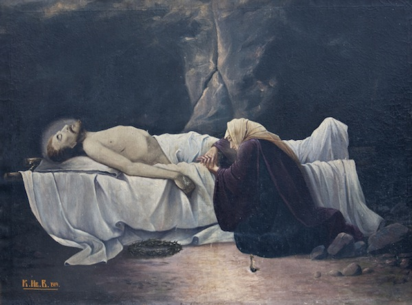 Profano slikarstvo - Kosta Vangelov