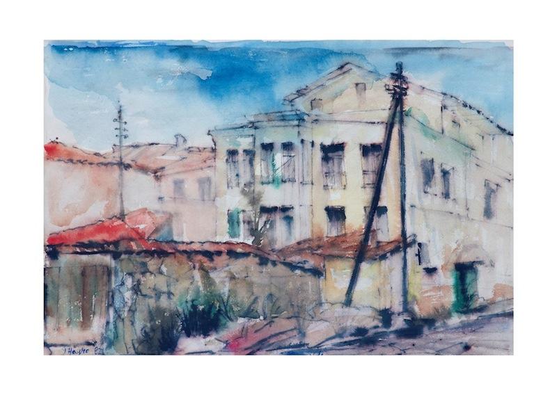 Jakup Hajro Motiv od Bitola