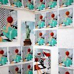 15 Низ огледалото, изложба на Санјонг Ли, 3.8.2016-29.8.2016; Фотографија - Драган Митрески