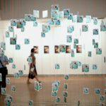 25 Низ огледалото, изложба на Санјонг Ли, 3.8.2016-29.8.2016; Фотографија - Драган Митрески