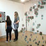 26 Низ огледалото, изложба на Санјонг Ли, 3.8.2016-29.8.2016; Фотографија - Драган Митрески